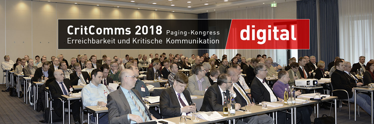 Paging Kongress Digital